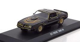 "Pontiac Firebird Trans Am II Phase III 1977-1979 ""Smokey and the Bandit 1977"" schwarz / Decor"