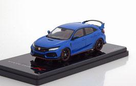 Honda Civic Type-R FK8 seit 2017 LHD blau met.