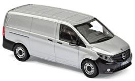 Mercedes-Benz Vito W447 Phase I 2014-2019 silber met. / schwarz