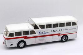 Pegaso Z-403 Reisebus 1951-1957 silber / weiss / rot