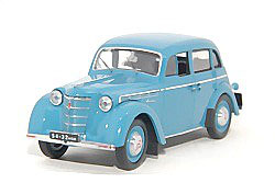 Moskwitsch 400 1947-1954 blaugrau