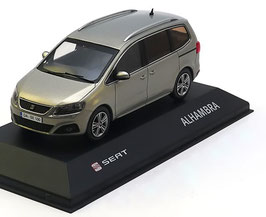 Seat Alhambra II Phase I 2010-2015 silber met.