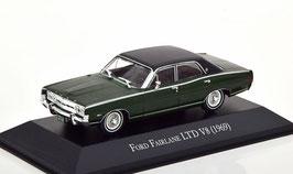 Ford Fairlane LTD V8 1969 dunkelgrün / schwarz