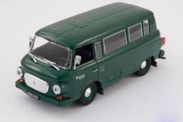 Barkas B1000 Bus 1957-1991 dunkelgrün