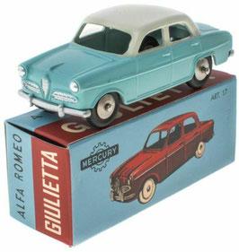 Alfa Romeo Giulietta Berlina Phase I 1954-1959 türkis / creme