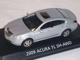 Acura TL 3.7 SH-AWD / Honda seit 2009 silber met.