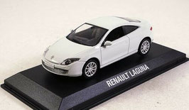 Renault Laguna III Coupé Phase I 2008-2011 weiss
