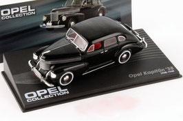 Opel Kapitän 1938-1940 schwarz