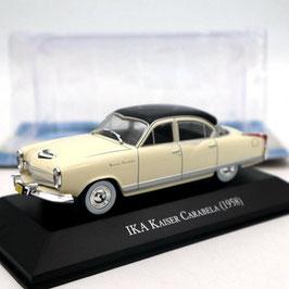IKA Kaiser Carabela 1958-1961 creme / schwarz