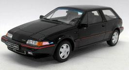 Volvo 480 Turbo Phase I 1988-1991 schwarz / rot