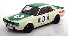 Nissan Skyline GT-R KPGC10 #8 1971 creme / grün