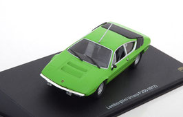 Lamborghini Urraco P250 1973-1979 grün / schwarz