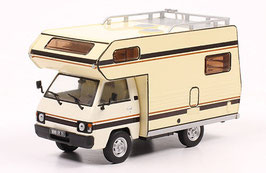 Mitsubishi L300 Hymercamp II 1984 beige / braun
