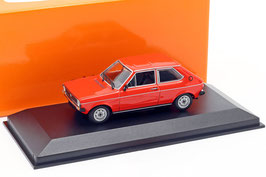 VW Polo I Phase I 1975-1979 rot