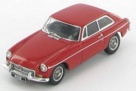 MG B GT Coupé MK II 1967-1972 RHD rot