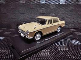 Isuzu Bellel 2000 Deluxe Phase II 1962-1965 RHD beige / braun