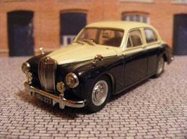 MG Magnette Series ZB 1956-1959 schwarz / beige