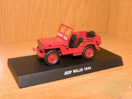 Jeep Willys 1945 Reparto Celere rot