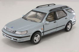 Saab 9-5 Sport Combi Phase I 1997-2001 silber met.