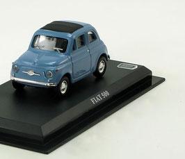 Fiat Nuova 500 1957-1975 blau