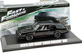 "Buick Grand National GNX ""Dom's Car Fast and Furious 4 2009"" schwarz"