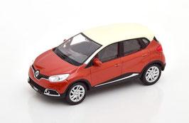 Renault Captur I 2013-2017 orange met. / weiss