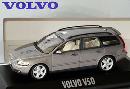 Volvo V50 T5 Phase I 2004-2007 Flint grau met.