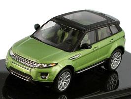 Range Rover Evoque 5-Türer seit 2012 grün met. / schwarz