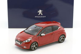 Peugeot 208 GTi 2013-2015 Rubin rot met.