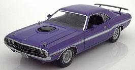 Dodge Challenger R/T 1970 Lila met. / schwarz