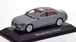 Mercedes-Benz S-Klasse V223 seit 2020 Selenit grau met.
