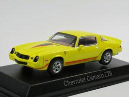 Chevrolet Camaro II Z28 1979-1981 gelb / Decor