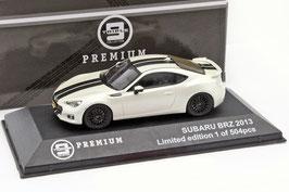 Subaru BRZ seit 2013 weiss / schwarz