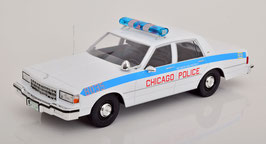 Chevrolet Caprice III Phase II 1982-1987 Chicago Police Department weiss / blau / rot