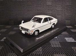 Nissan / Datsun Sunny 1200 GX Coupé 1970-1974 weiss