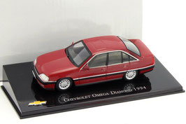 Chevrolet Omega Diamond 1992-1998 dunkelrot