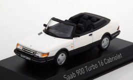 Saab 900 Turbo 16 Cabriolet 1986-1994 weiss