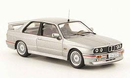 BMW M3 E30 Sport Evolution 1990 silber met.