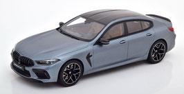 BMW M8 Gran Coupé F93 2020 Frozen blue Stone met.