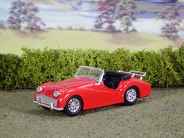 Triumph TR3A Roadster 1957-1961 rot