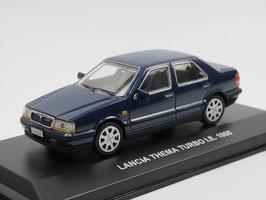 Lancia Thema Turbo i.e. Phase II 1988-1992 dunkelbau met.
