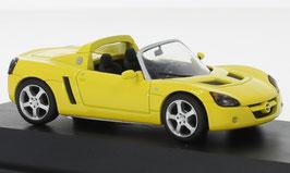Opel Speedster 2001-2005 gelb