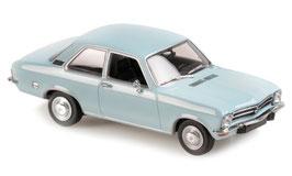 Opel Ascona A Phase I 1970-1973 hellblau