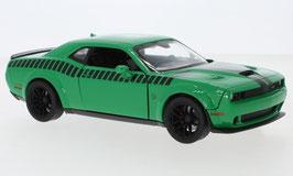 Dodge Challenger SRT Hellcat Widebody 2018 grün / schwarz