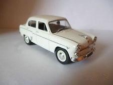 Moskwitsch 403 Limousine 1956-1965 weiss