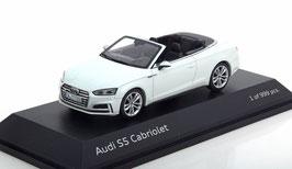 Audi S5 Cabriolet F5 seit 2017 Tofana weiss