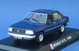 Renault 18 TL Phase I 1978-1983 dunkelblau met.