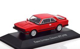 Renault Torino Lutteral Comahue ST 1978-1981 rot / schwarz