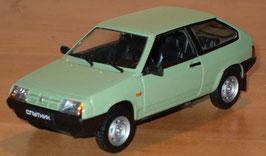 Lada Samara / VAZ 2108 3-Türer 1984-2004 hellgrün