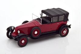 Renault 40 CV MC 1923-1926 dunkelrot / schwarz